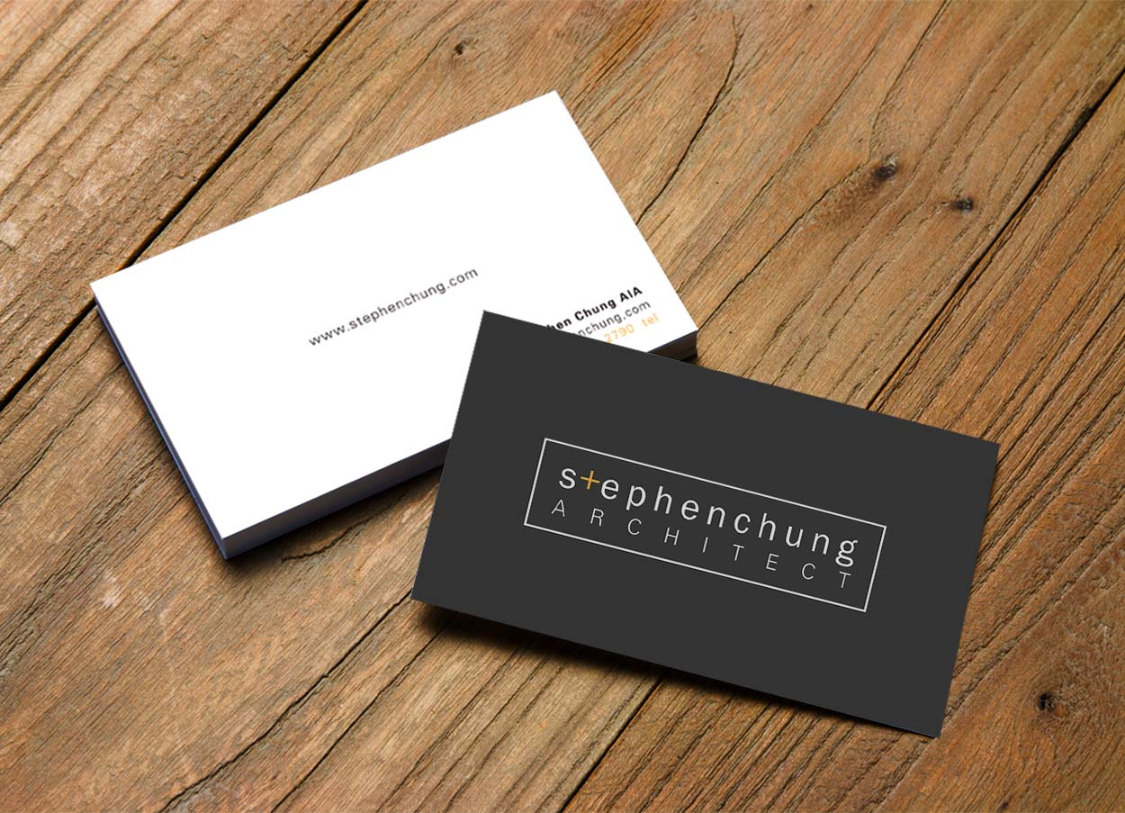 Design by Joseph Chung, Seattle Branding Company